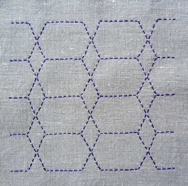 how to sashiko instructions