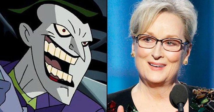 Mark Hamill's Joker Reads Donald Trump's Meryl Streep Tweets -- Donald Trump's Twitter rant against Meryl Streep has been given The Joker treatment by Mark Hamill. -- http://movieweb.com/mark-hamill-joker-tweets-donald-trump-meryl-streep/