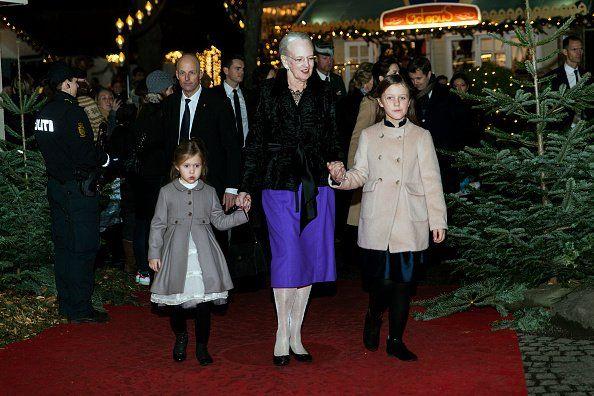 Danish Royals attend the premiere of the nutcracker Ballet