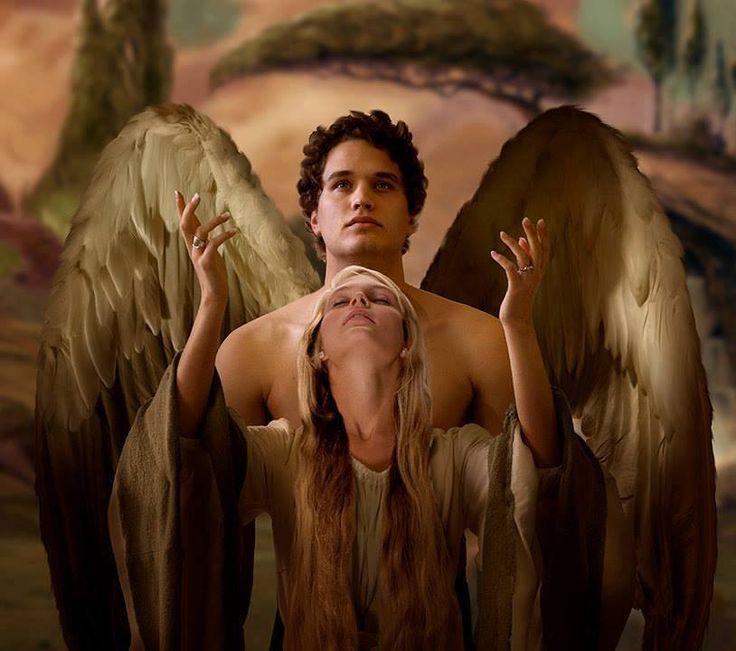 Angel beside you...