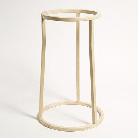 Eye candy from Clerkenwell Design Week...clothes stand from James Smith Designs.
