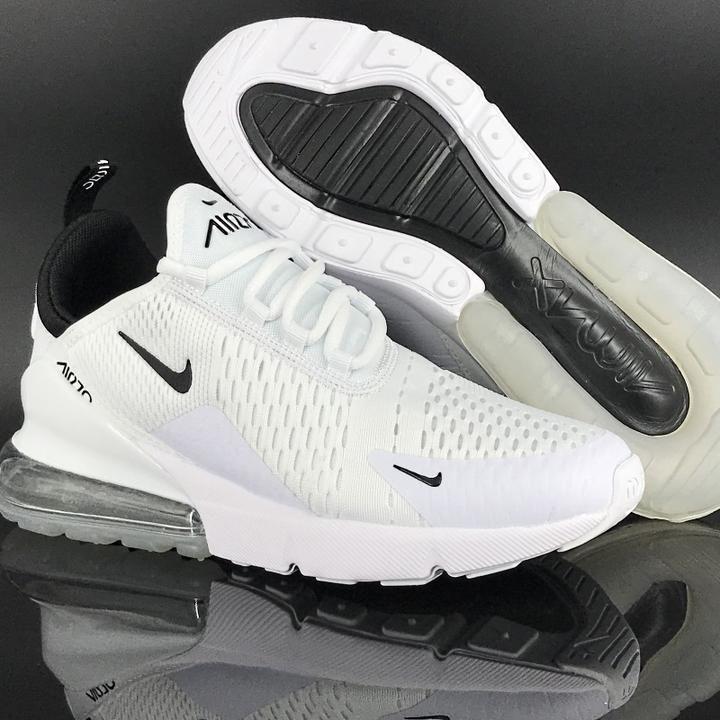 Nike Air Max 270 Sneakers White Tennis Shoes Outfit Tennis Shoe Outfits Summer Nike Tennis Shoes Outfit