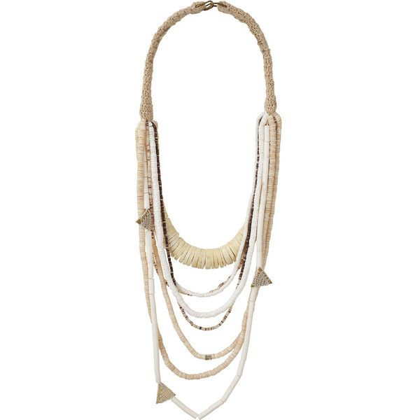 Jensen-Conroy Multi-Strand Necklace (1.285 RON) found on PolyvoreConroy Necklaces, Jensenconroy Multistrand, Jensen Conroy Multi Strand, Multistrand Necklaces, Accessories Addict, Angels Style, Necklaces 363, Multi Strand Necklaces, Necklaces 1285