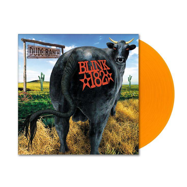 Lazy Labrador Records - Blink 182 · Dude Ranch · LP · Translucent Gold, $114.99 (http://lazylabradorrecords.com/blink-182-dude-ranch-lp-translucent-gold/)
