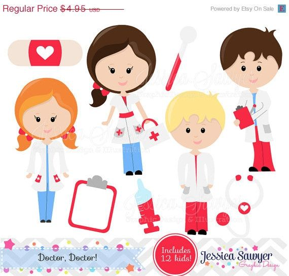 instant download doctor clipart or nurse clipart for doctor clip art black and white doctor clip art pictures