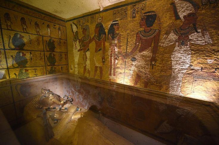 De afgelopen 3339 jaar heeft geen levende ziel geweten wat er achter de westelijke en noordelijke muren van de grafkamer van Toetanchamon ligt. Maar dit eeuwenoude geheim wordt misschien binnenkort ontsluierd.