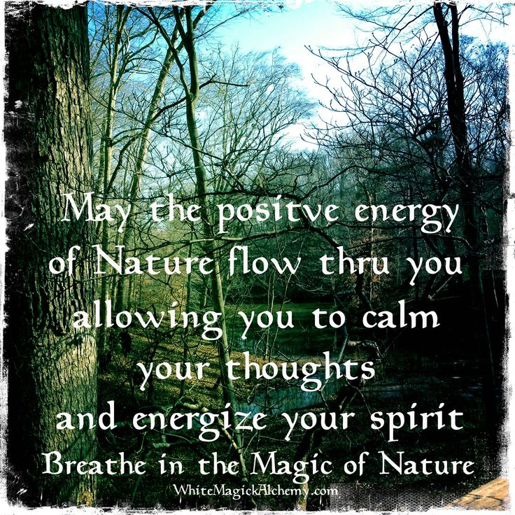 Breathe in the quiet magic of nature