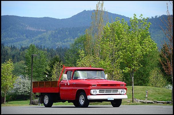 1962 chevrolet c10 pickup 235 ci 4 speed mecum seattle - Bac a semis ...