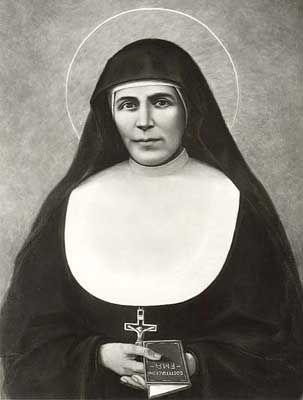 St Mary Mazzarello  | www.saintnook.com/saints/marymazzarello | Santa Maria Domenica Mazzarello
