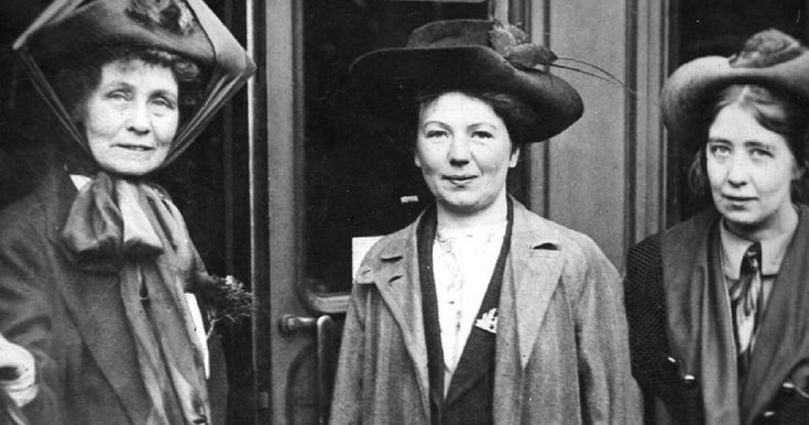 Have a look around the places that made Mrs Pankhurst the icon of the campaign for votes for women, and find out about the people who influenced her political outlook