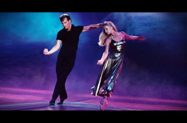 Just when I thought it couldn't get any better than Patrick Swayze in Dirty Dancing, I find this amazingly heartfelt video. Although Swayze was clearly a fabulous dancer, he was also so much more.
