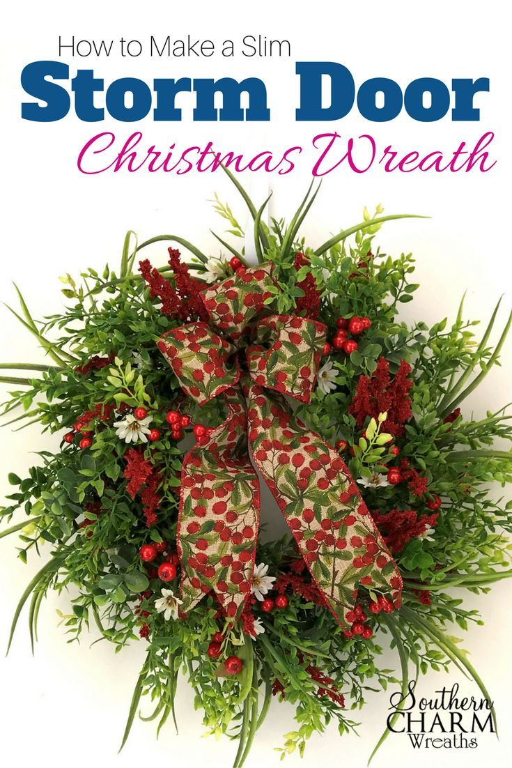 Front door christmas wreaths - Find This Pin And More On Christmas Wreaths For Front Door
