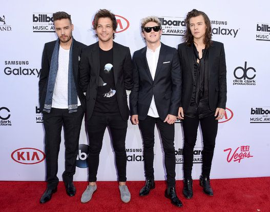 Style Diaries: The Best Dressed at the Billboard Music Awards 2015: One Direction