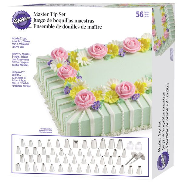 Wilton Cake Decorating Kit Coupon : 17 best images about Todo para Duyas on Pinterest