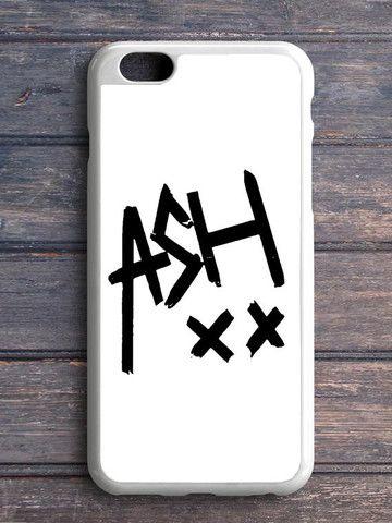5sos Ashton Irwin Signature iPhone 5C Case