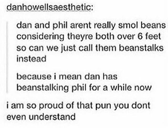 They're still going to be called smol beans, sorry not sorry