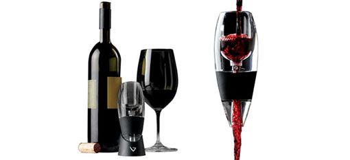 Vinturi Wine Aerator. http://drinksfeed.com/vinturi-wine-aerator/ #bartoys