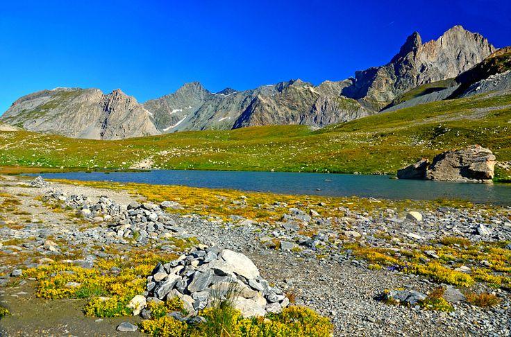 Merveilleux lacs de montagne