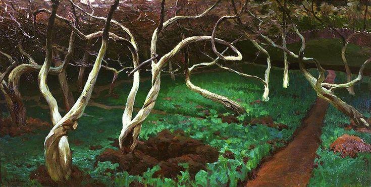 Ruszczyc Old apple trees - Ferdynand Ruszczyc - Wikipedia, the free encyclopedia