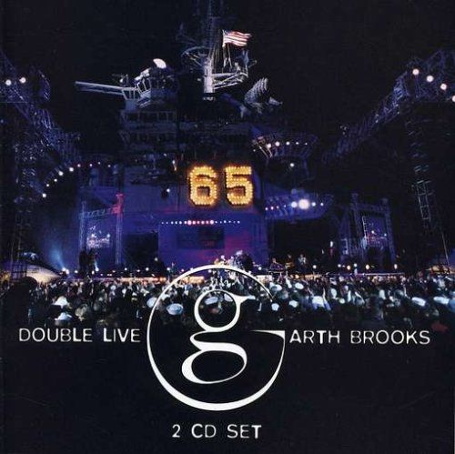 Double Live Garth Brooks Capitol