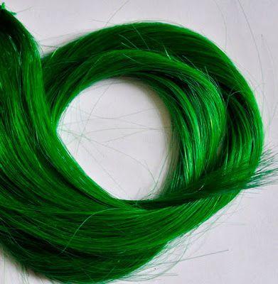 Estrela Chic: Cabelo loiro esverdeado nunca mais!!!!!