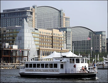 Gaylord National Harbor Boat Tours