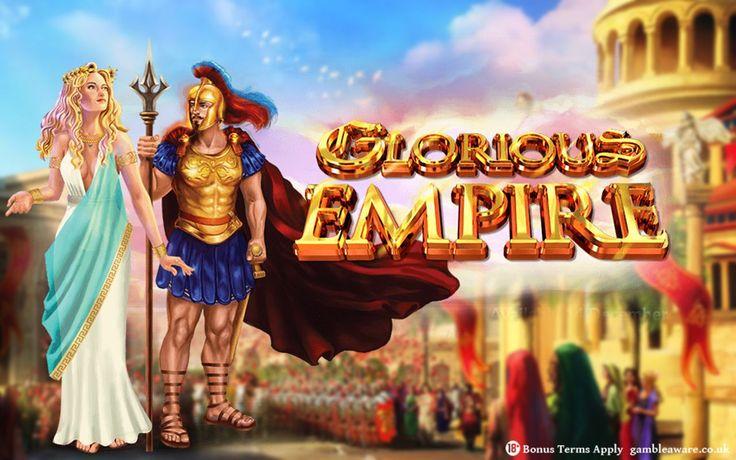 Play Glorious Empire online slot game now at CasinoUk to win amazing cash and gold rewards. Play now & win big!! #slots #casino #gambling Get Up to £500 Deposit Match Bonus.     https://www.casino.uk.com/game/glorious-empire-win-real-money-slots?tcode=socialVIP