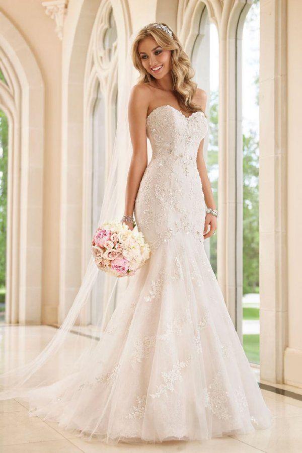 Stella York 6051 - Debra's Bridal Shop at the Avenues 9365 Philips Highway (904) 519-9900