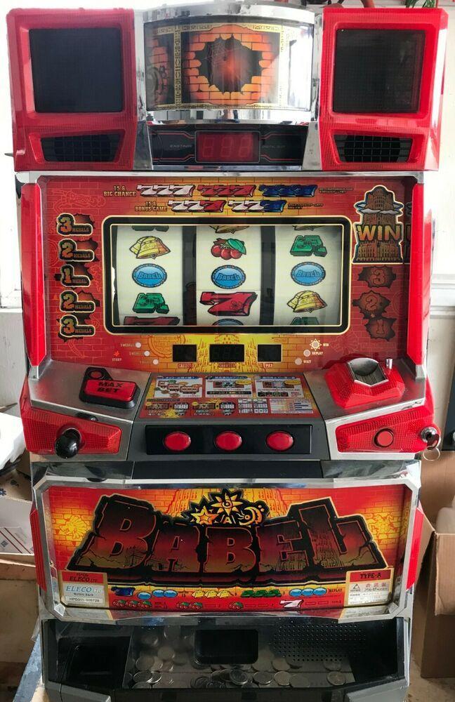 Babel slot machine for sale casinos that serve free alcohol