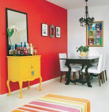 Resultado de imagem para parede vermelha