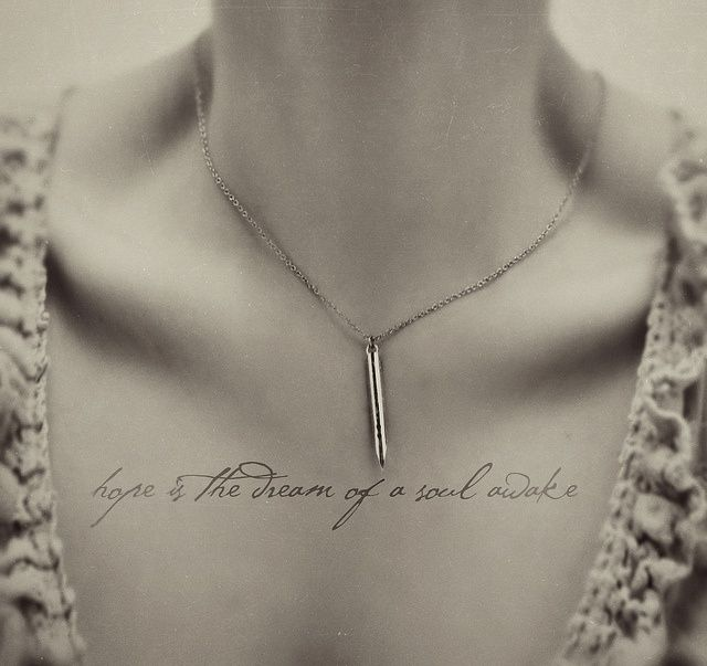 Tattoo Idea! Not the chest but maybe the back or under breast