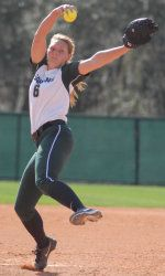 In a whirlwind college career that has seen her bounce around from Southern Mississippi to junior college in Texas and now to Michigan State, pitcher Kelly Smith has finally found a home, and the Michigan State softball team is happy to have her. Smith ranks third in the Big Ten in strikeouts (168) and fourth in wins (17) heading into this weekends series vs. Michigan.