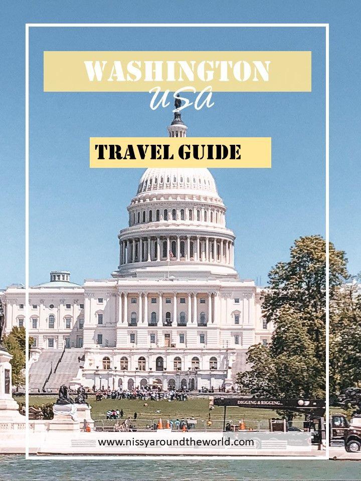 Washington Dc Roadtirp 2019 In 2020 Weisses Haus Hauptstadt Washington