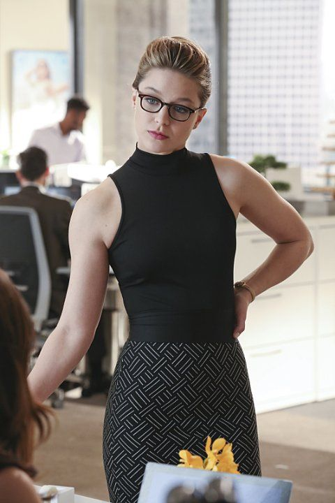 Still of Melissa Benoist in Supergirl (2015)