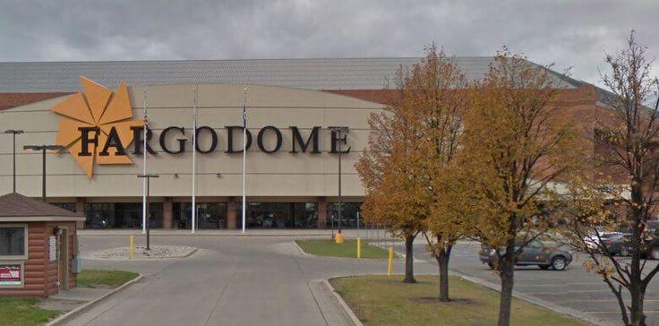 Fargodome Fargo North Dakota