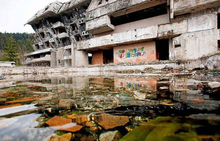 Hotell Sarajevo