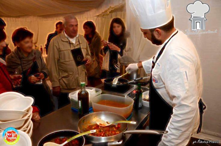 Chef a domicilio e Lovin Puglia 2014