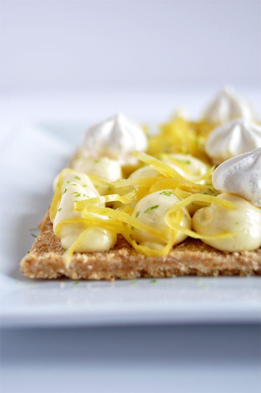 La tarte au citron de Michalak