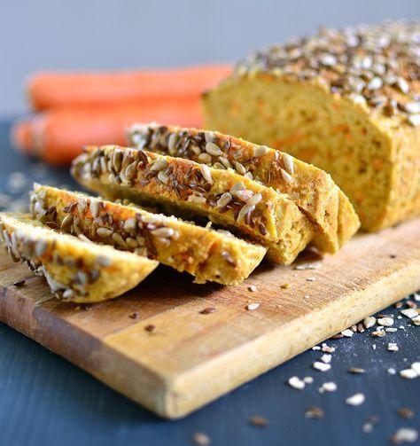 Proteinbrød med havre