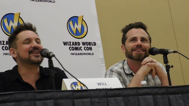 Boy Meets World Panel (Will Friedle & Rider Strong @ Wizard World Philadelphia) - YouTube