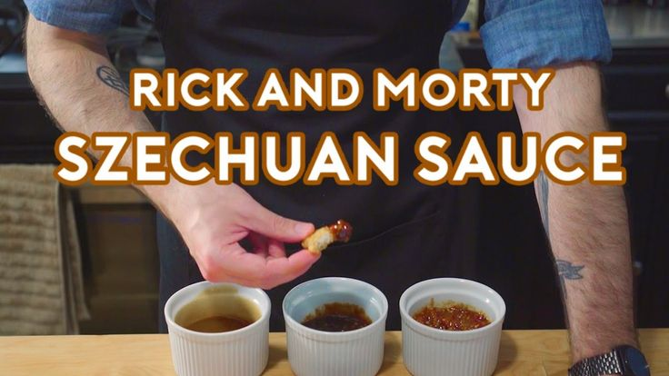 How to Make McDonald's Discontinued Szechuan Sauce Mentioned on Rick and Morty