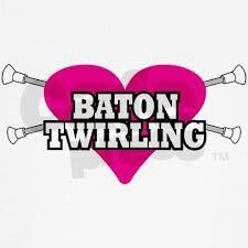 I  Baton twirling