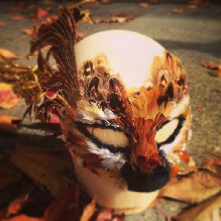 Cheetah Mask made by Alisa Ann Tetreault of Most Everything Vintage, Vancouver WA #cheetah #cheetahmask, #animalmask #creativemask #creativecheetah #diycheetah #vancouverwa #artistic cheetah