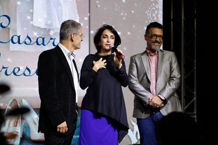 Lançamento do livro Casar sem Frescura, com Claudia Matarazzo - Iguatemi Rio Preto. www.revistanovasnoivas.com.br