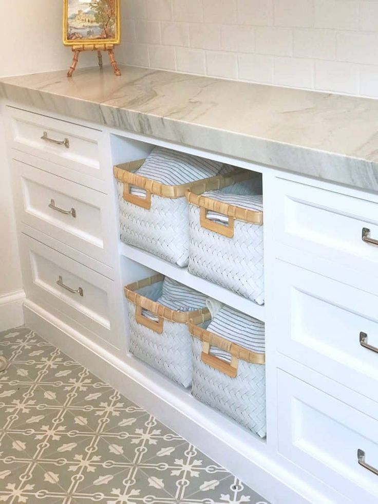 Five Ways to Create A Beautiful Classic Laundry Room