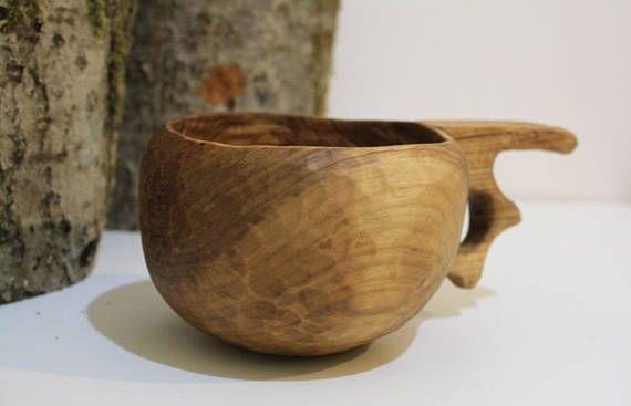 Cup of poplar kuksa  carved mug cup of wood #kuksa  #carved_mug #cup_of_wood  #Handmade  #Bushcraft #Camping  #handcrafted  #Guksi  #poplar #TayaYanota
