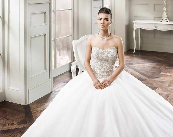 Ivory Ball Gown Wedding Dress: 21 Best Images About Eddy K. Couture 2016 Collection On