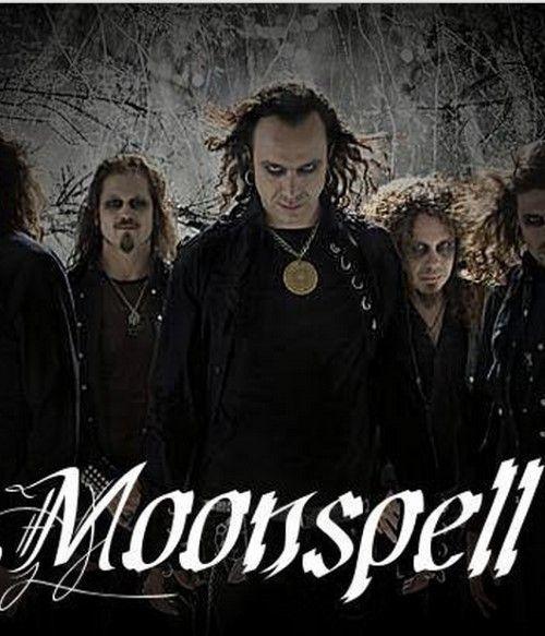 Moonspell FEB 10 RICKSHAW THEATRE