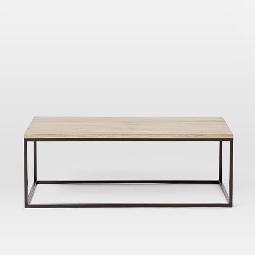Box Frame Coffee Table - Wood | west elm - 25+ Best Ideas About Narrow Coffee Table On Pinterest Narrow