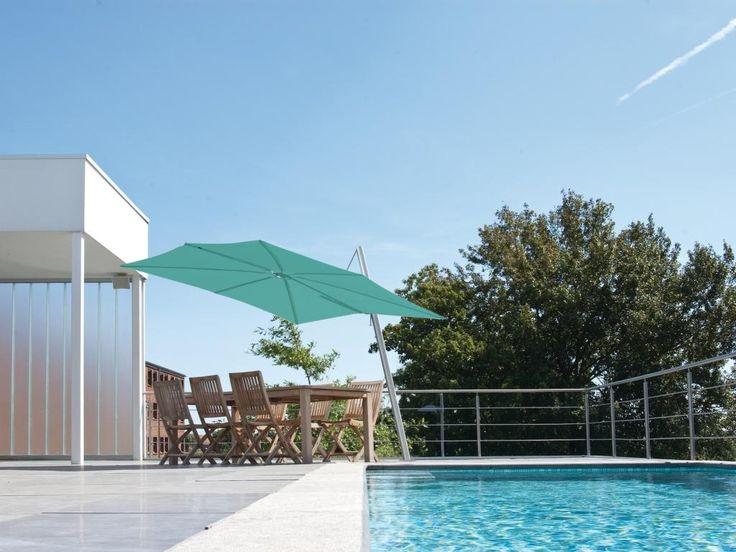SPECTRA Square parasol przeciwsłoneczny. Design: Dirk Wynants